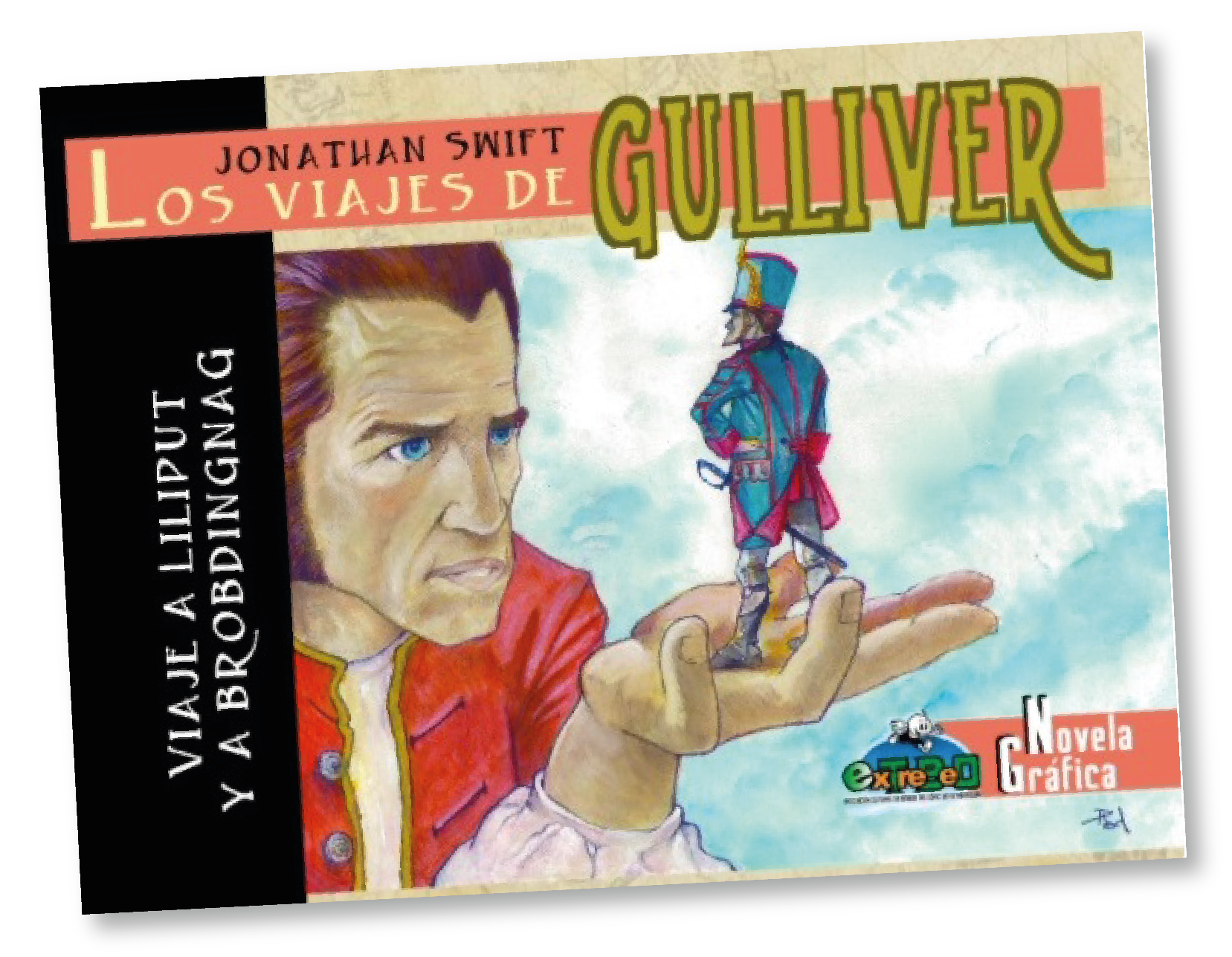 Los viajes de Gulliver de Extrebeo