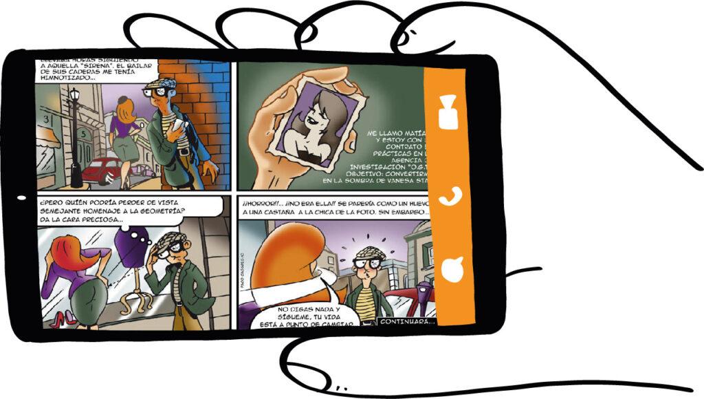 webcomics extrebeo
